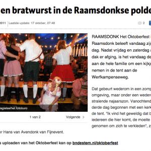 17 oktober 2011_BNSTEM_Bier en bratwurst in de Raamsdonkse polder